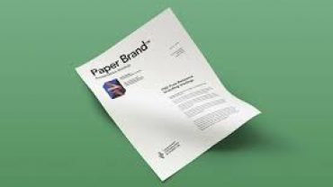 Official Company Letterhead