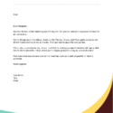 How to Create a Good Personal Letterhead