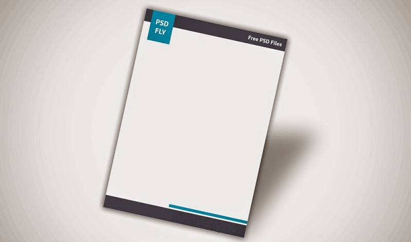 letterhead template psd for companies