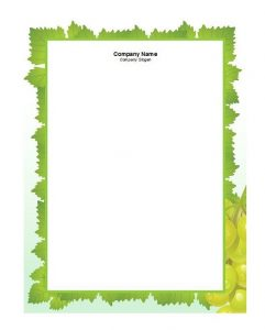 Business Letterhead Template 14