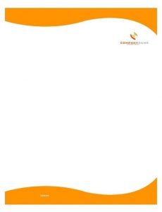 Business Letterhead Template 35