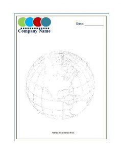 Printable Letterhead 13