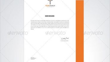 5. Sample Church Letterhead1