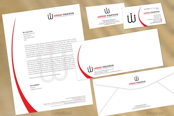 Best Letterhead Design for Business