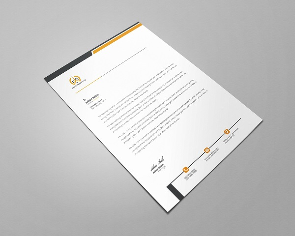 Best Letterhead Design png
