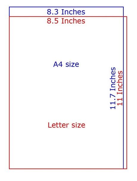 Letterhead Paper Size 03