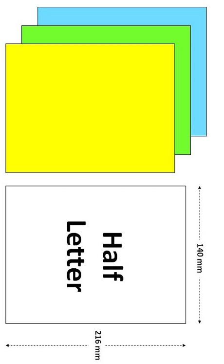 Letterhead Paper Size 07