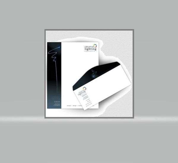 Letterhead and envelope printing 04