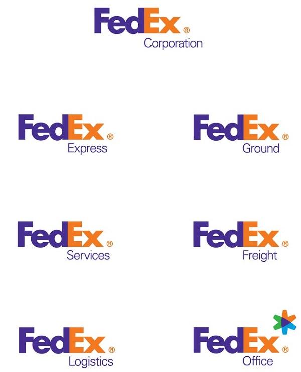 fedex company letterhead