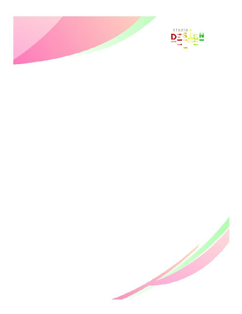 Personal Letterhead Templates