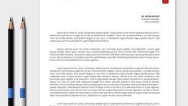 98. technology business letterhead2