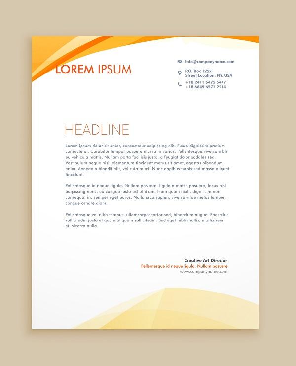 creative letterheads inspiration