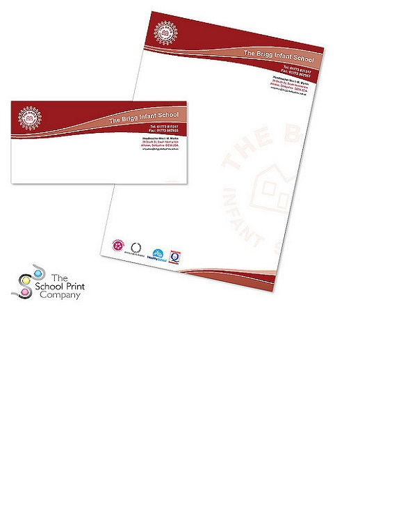 school letterhead free
