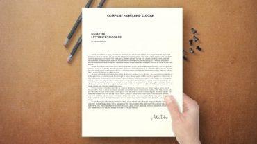Job Letterhead